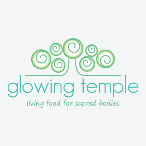 Glowing Temple