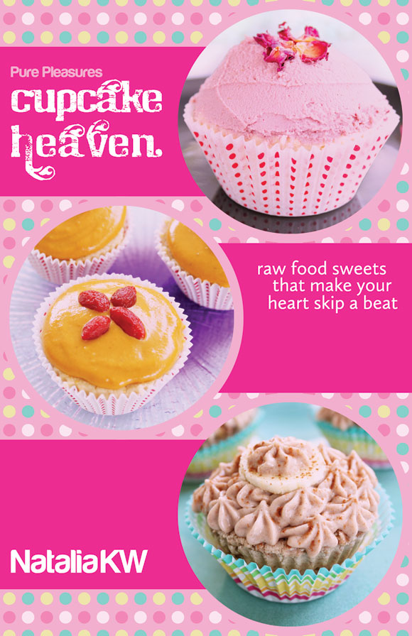 Cupcake Heaven Front Cover