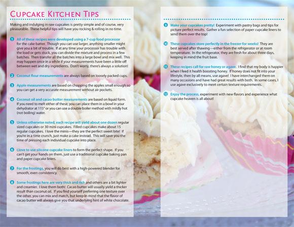 Cupcake Heaven Interior