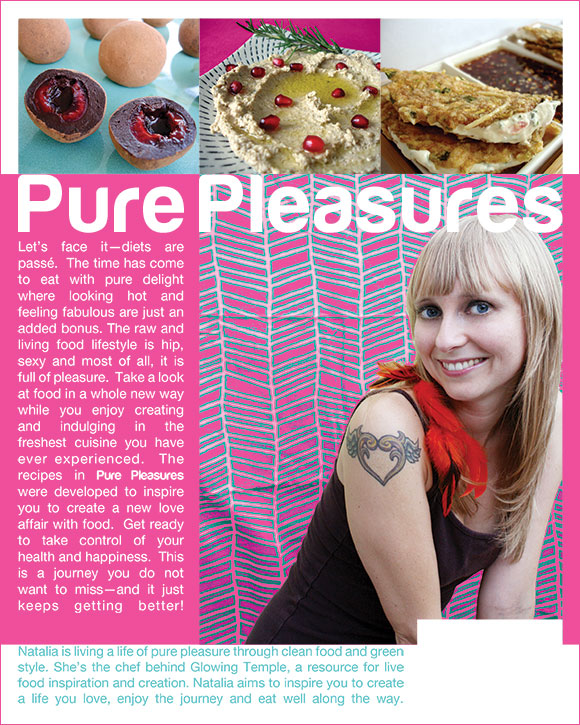 Pure Pleasures Back Cover