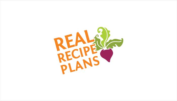 Real Recipe Plans Logo
