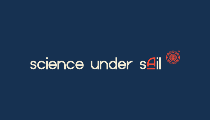 Science under Sail Logo alternate colors