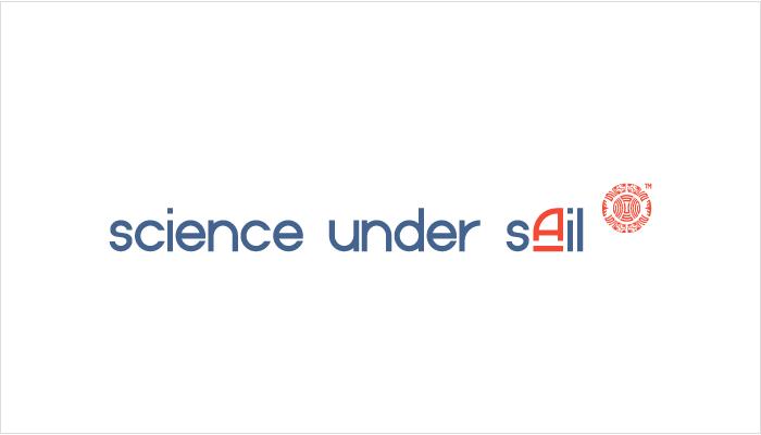 Science under Sail Logo main colors