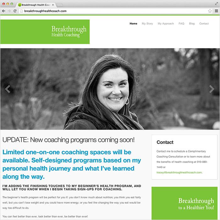 Breakthrough Health Coaching