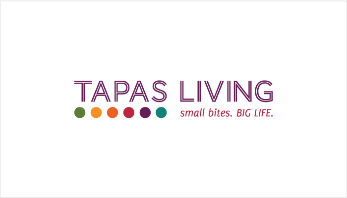 Tapas Living Logo horizontal