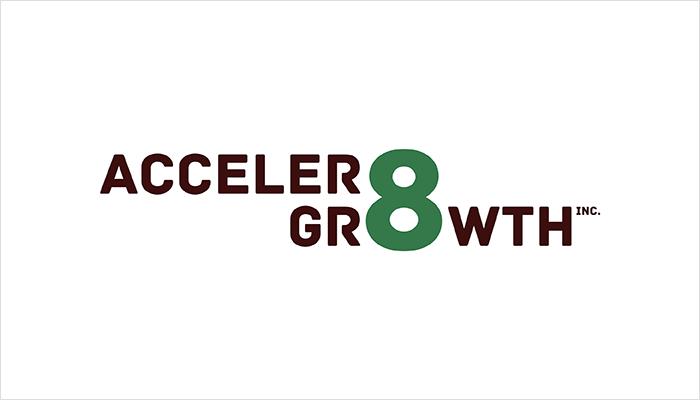 Acceler8 Growth Logo