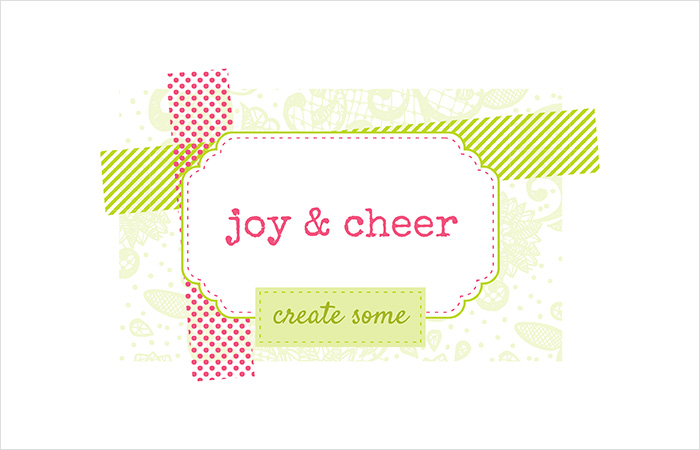 Joy & Cheer Logo