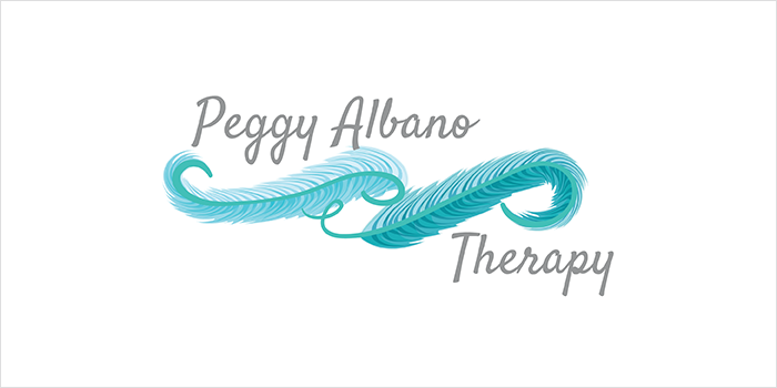 Peggy Albano Therapy Logo