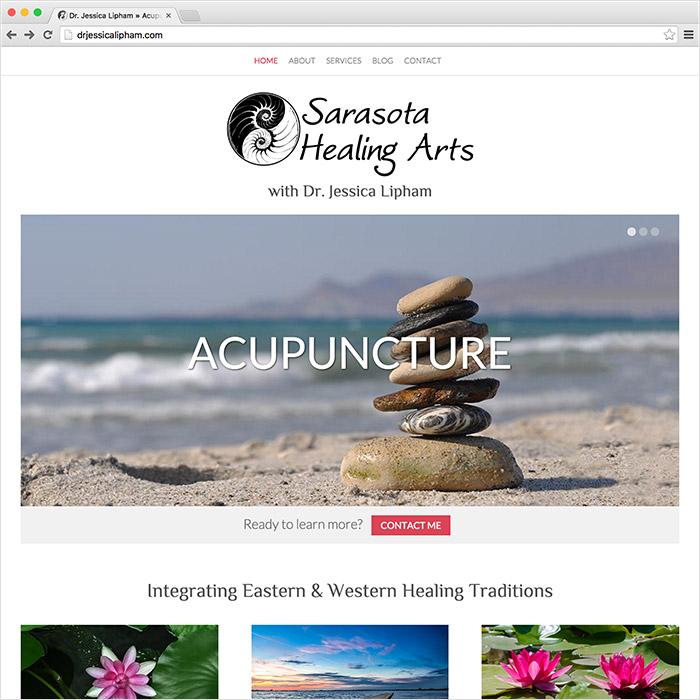 Dr. Jessica Lipham Website