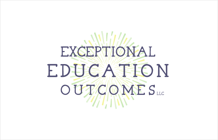 Exceptional Education Outcomes logo